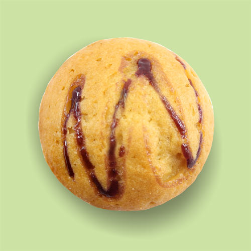 Muffin-Blueberry