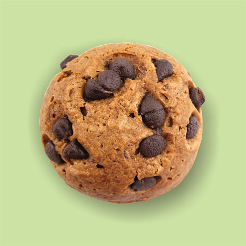 Muffin-Choco-Chip