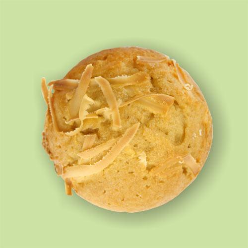 Muffin-keju