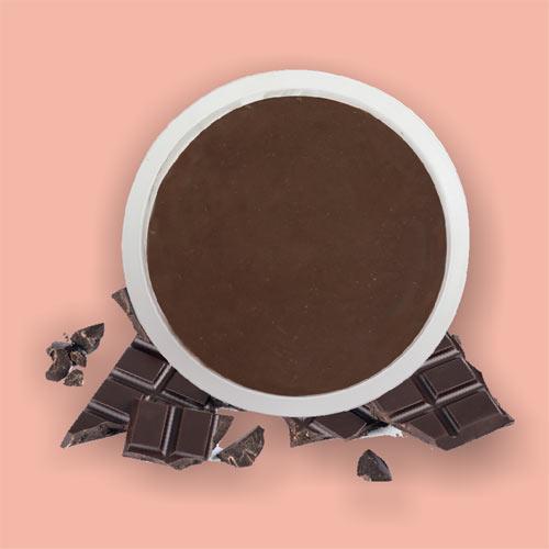 pudding-coklat