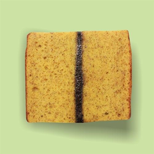 Choco-banana-roll