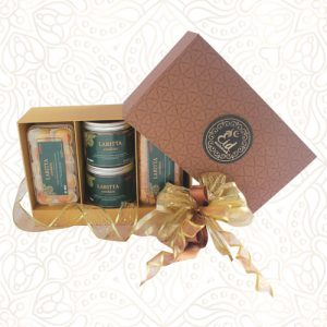 Gold-Box-Hampers-Ied Parcel Lebaran 2019 Laritta
